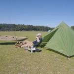 渚園キャンプ場 釣りキャンプ&キャンプツーリングに最適♪